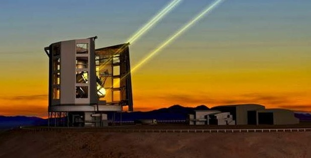 Computer-generated images of the planned Giant Magellan Telescope using lasers and adaptive optics. Photo: Giant Magellan Telescope Organization Astronomers at the Australian National University want...